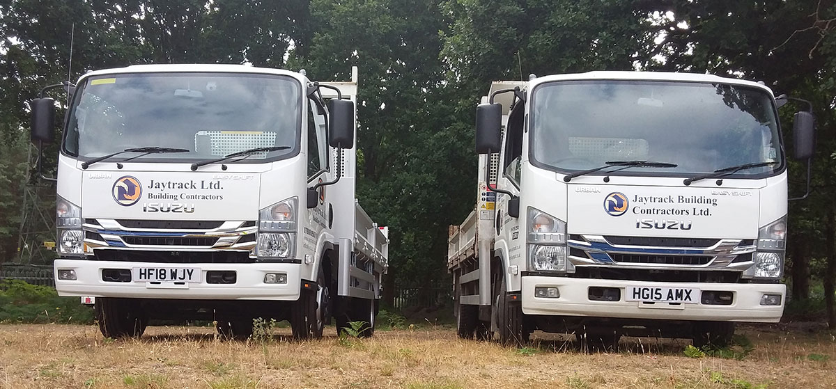 Jaytrack Ltd Trucks